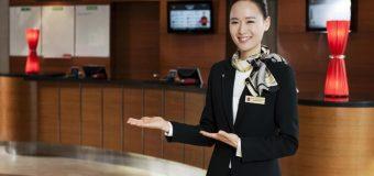 Công việc hằng ngày của nhân viên lễ tân khách sạn