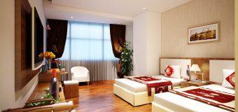 Những lưu ý khi thiết kế nội thất khách sạn